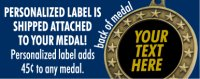 Engrave Your Medal