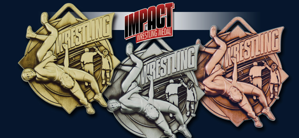 NEW 2016 IMPACT MEDAL