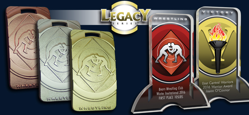 NEW 2016 LEGACY LINE